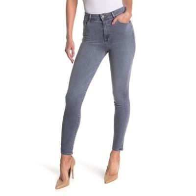 フィデリティ デニム レディース デニムパンツ ボトムス Luna High Rise Skinny Jeans SOLITUDE G