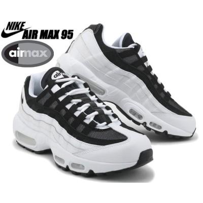 NIKE AIR MAX 95 white/black ck6884-100 ナイキ エアマックス 95 スニーカー メンズ AM95 ホワイト ブラック