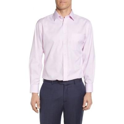 ノードストローム NORDSTROM MEN'S SHOP メンズ シャツ トップス Smartcare' Traditional Fit Dress Shirt Light Pink