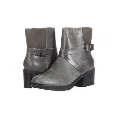 SOREL ソレル レディース 女性用 シューズ 靴 ブーツ アンクル ショートブーツ Cate(TM) Buckle - Quarry