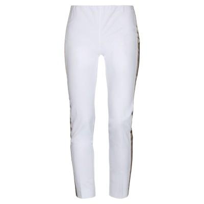 パロッシュ P.A.R.O.S.H. パンツ ホワイト XS コットン 98% / ポリウレタン 2% パンツ