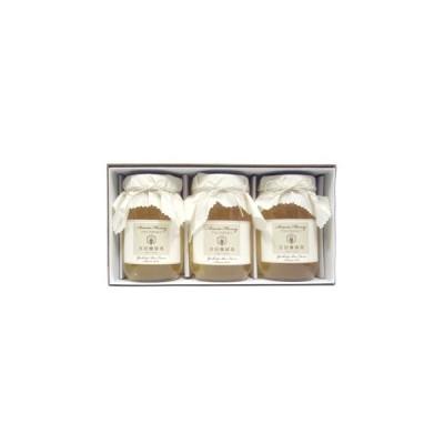 国産アカシアはちみつギフトセット (600g×3本入り) [14,796円の組み合わせ]− 蜂蜜 国産 (敬老の日ギフトにも)