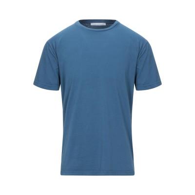 MILLENOVECENTOCINQUANTA7 T シャツ ブルー S コットン 100% T シャツ