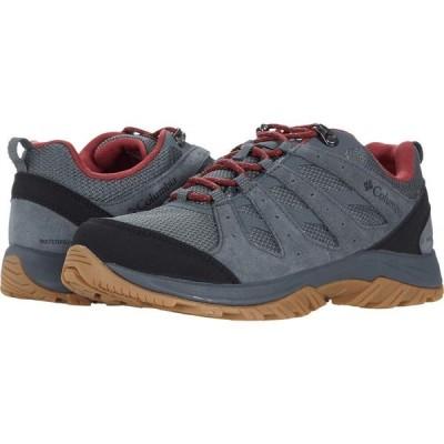 コロンビア Columbia レディース ハイキング・登山 シューズ・靴 Redmond(TM) III Waterproof Ti Grey Steel/Marsala Red