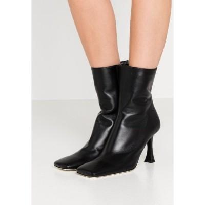プロエンザショラー ブーツ&レインブーツ レディース シューズ High heeled ankle boots - nero