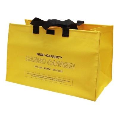 Cargo Bag/カーゴバッグ L イエロー  EZ032-YE