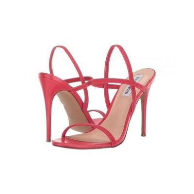 Steve Madden スティーブマデン レディース 女性用 シューズ 靴 ヒール Gabriella Heeled Sandal - Red