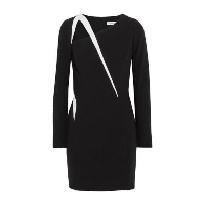 MUGLER チューブドレス  レディースファッション  ドレス、ブライダル  パーティドレス ブラック