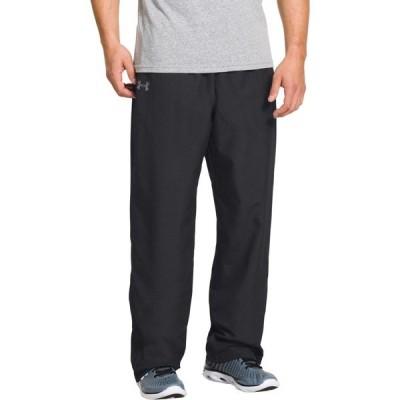 アンダーアーマー カジュアルパンツ ボトムス メンズ Under Armour Men's Vital Warm-Up Pants Black/Graphite