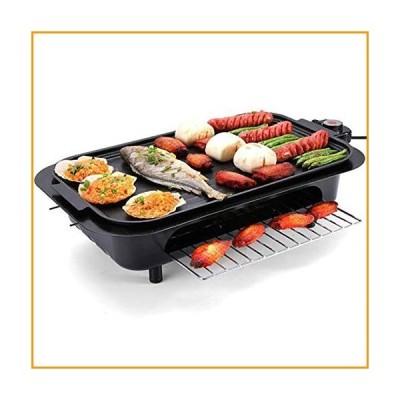 [新品]AWLLY Multifunction Electric Oven Smoke Free Not Sticky Barbecue Dish Separate Design Five-Speed Temperature Adjustment Automati