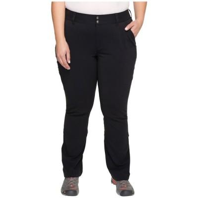 コロンビア Columbia レディース ボトムス・パンツ 大きいサイズ Plus Size Saturday Trail Pants Black
