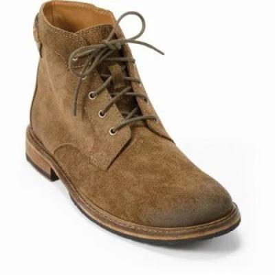クラークス ブーツ dale Bud Boots KHAKI SUEDE