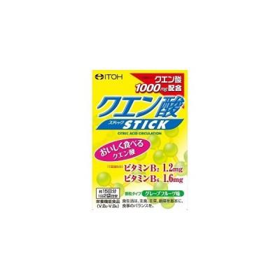 「井藤漢方製薬」 クエン酸スティック 2g×30スティック (栄養機能食品) 「健康食品」