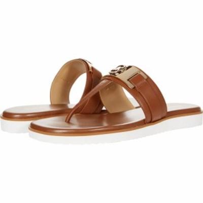 マイケル コース MICHAEL Michael Kors レディース ビーチサンダル トングサンダル シューズ・靴 Briar Thong Luggage
