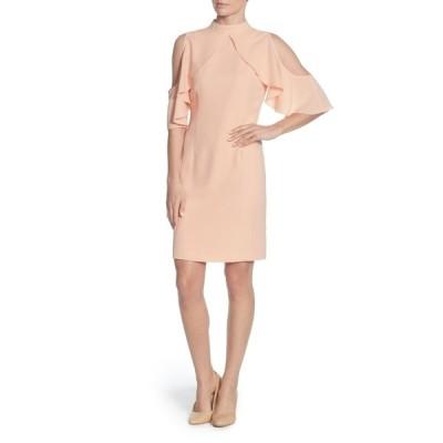 キャサリンマランドリーノ レディース ワンピース トップス Fern Two Way Dress PINK SAND