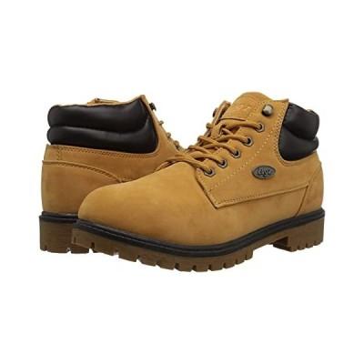 ラグズ Lace up Boots メンズ Lugz Nile Mid Golden Wheat/Bark/Gu