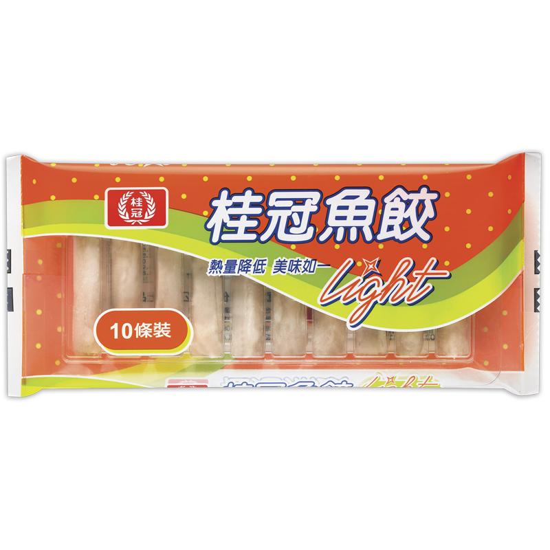 桂冠魚餃light