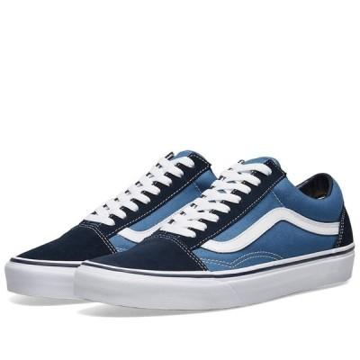 ヴァンズ Vans メンズ スニーカー シューズ・靴 UA Old Skool Navy