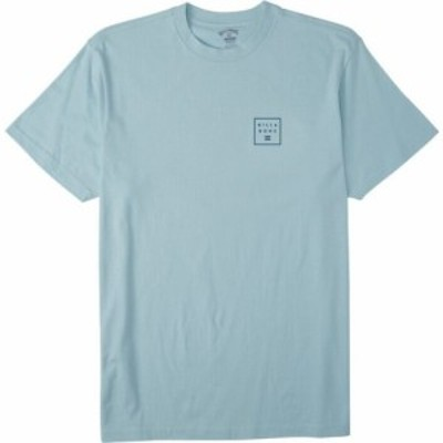ビラボン Billabong メンズ Tシャツ トップス Stacked T-Shirt Coastal Blue