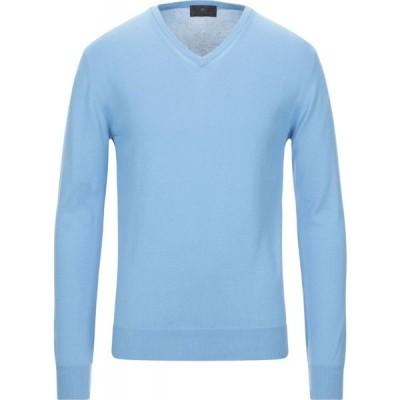 ドメニコ タリエンテ DOMENICO TAGLIENTE メンズ ニット・セーター トップス sweater Pastel blue