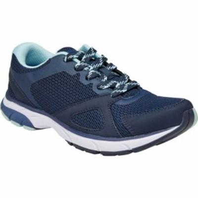 バイオニック Vionic レディース スニーカー シューズ・靴 Tokyo Sneaker Navy Textile