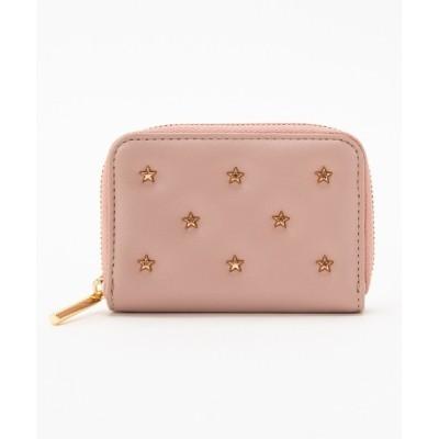 CASSELINI / スタースタッズミニウォレット WOMEN 財布/小物 > 財布