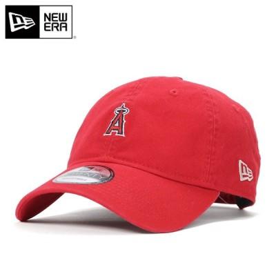 ニューエラ キャップ 帽子 9TWENTY エンゼルス スカーレット