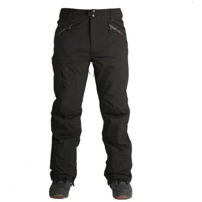 ライド メンズ カジュアルパンツ ボトムス Ride Yesler Pants Waxed Black