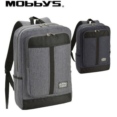 リュック デイパック デイバッグ レディース B4ファイル ポリエスター シック カジュアル #42553 モビーズ MObby's hira39