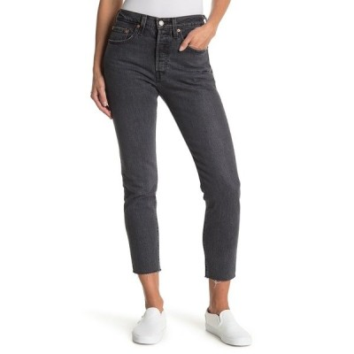 """リーバイス レディース デニムパンツ ボトムス 501 Skinny Jeans - 28"""" Inseam CABO TORNADO"""