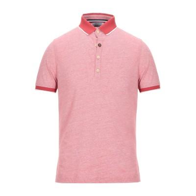 ヘリテージ HERITAGE ポロシャツ レッド 48 コットン 100% ポロシャツ