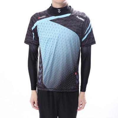 ヒュンメル HUMMEL メンズ サッカー/フットサル レイヤードシャツ HPFC-プラシャツ・インナーセット HAP7103
