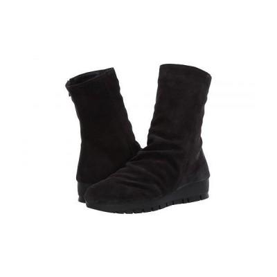 Eric Michael エリックマイケル レディース 女性用 シューズ 靴 ブーツ ミッドカフ Ren - Black