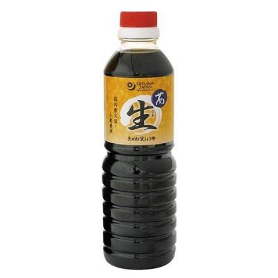 茜生醤油 500ml 500ml