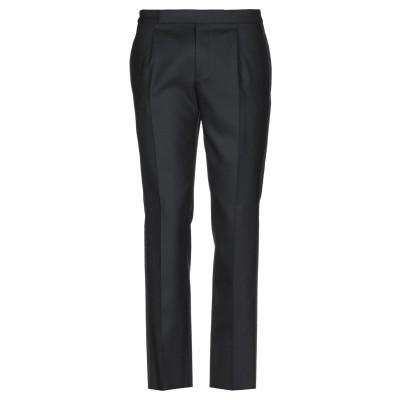 SAINT LAURENT パンツ ブラック 44 バージンウール 100% / ポリエステル パンツ