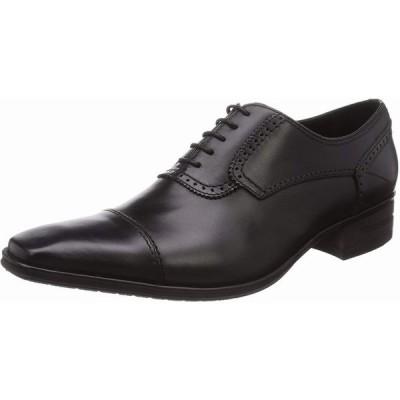 即日発送可 QUOカードプレゼント&ポイント15倍 キャサリンハムネットロンドン 31647 新作 牛革キップ 紐 メンズ ビジネスシューズ 紳士靴 ブラック