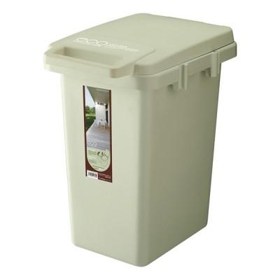 リス ゴミ箱 ecoコンテナスタイル2 33L ライトグリーン