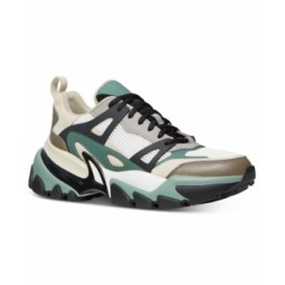 マイケルコース メンズ スニーカー シューズ Men's Nick Sneakers Forest Green