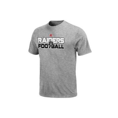 フットボール NFL USA アメリカ Oakland Raiders All Time Great IV Tシャツ Ash