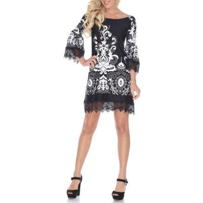 ホワイトマーク レディース ワンピース トップス Uniss Dress