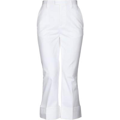 ディースクエアード DSQUARED2 パンツ ホワイト 38 コットン 100% パンツ