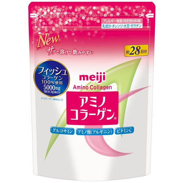 meiji明治膠原蛋白粉28日份袋裝