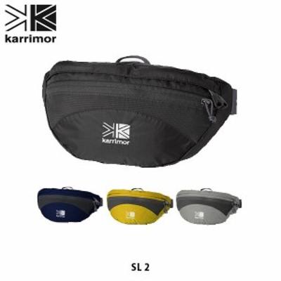 カリマー karrimor ボディバッグ SL 2 ショルダーバッグ ウエストバッグ ヒップバッグ ウエストポーチ KAR500816 国内正規品