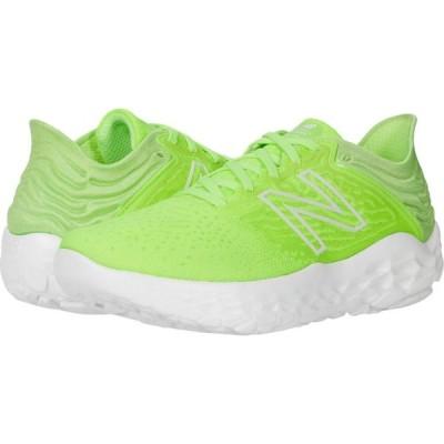 ニューバランス New Balance レディース シューズ・靴 Fresh Foam Beacon v3 Lime Glo/Arctic Fox
