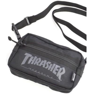 ショルダーバッグ バッグ THRASHER / スラッシャー 2WAY ショルダーバッグ