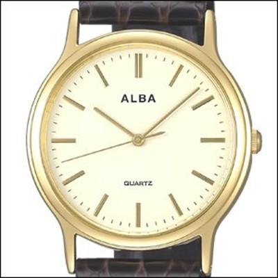 【正規品】ALBA アルバ 腕時計 SEIKO セイコー AIGN004 メンズ ペア クオーツ
