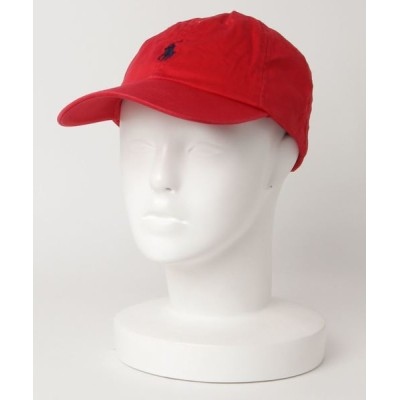 THE BAREFOOT / 【 POLO RALPH LAUREN / ポロラルフローレン 】True Chino Sport Cap (BSR) MEN 帽子 > キャップ