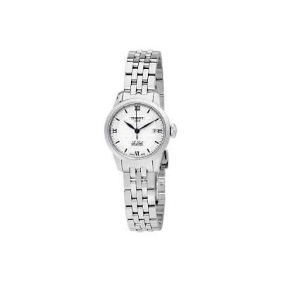 腕時計 ティソット Tissot Le Locle Double Happiness Lady Automatic Laides Watch T41.1.183.35