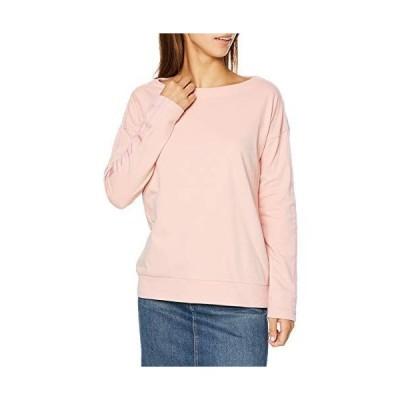 エーグル Tシャツ ANDUZE LS T レディース ピンク 日本サイズL相当