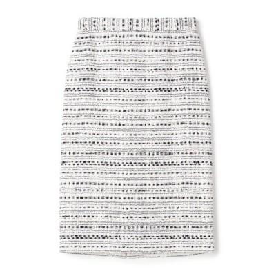 スカート ESTNATION / ミックスツイードタイトスカート